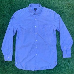 J. Crew Full button Long Sleeve Dress Shirt 15/33
